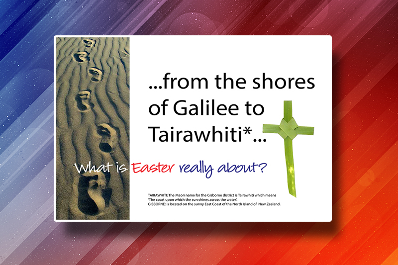 What is Easter really about? - FREE - E-Book